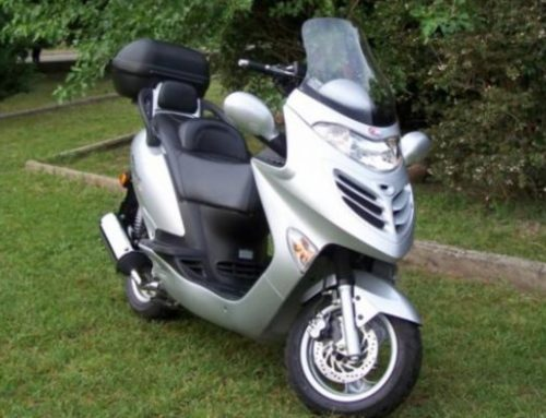 KYMCO Scooter € 1250,-